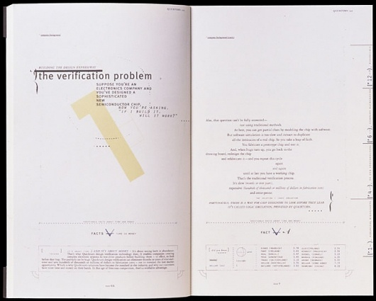 type, page layout/design, book design