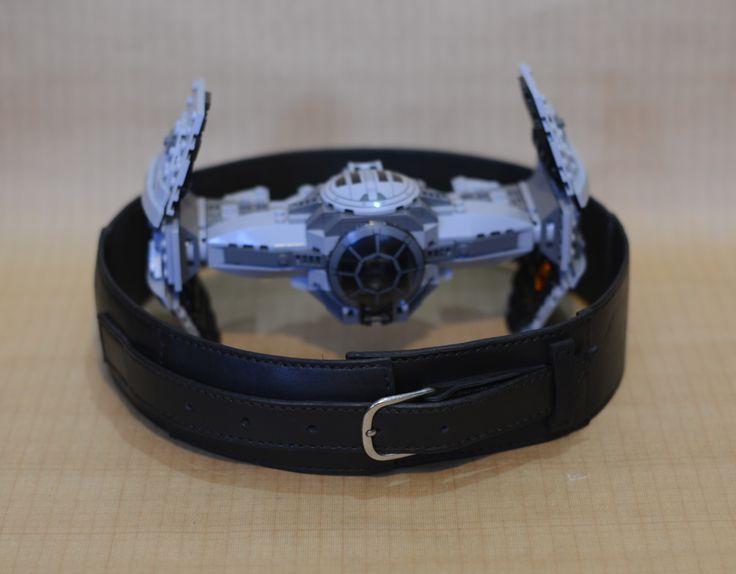 Leather belt. Кожаный пояс на талию.