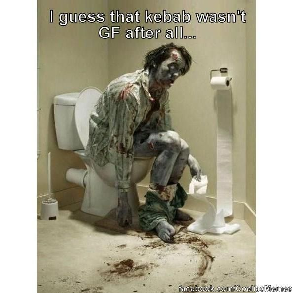 Bwahaha! CANNOT stop laughing! This is almost exactly what I felt like after being glutened.