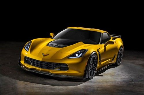 2015 Chevrolet Corvette C7 Z06 Coupe Priced at $78,995, Convertible at $83,995