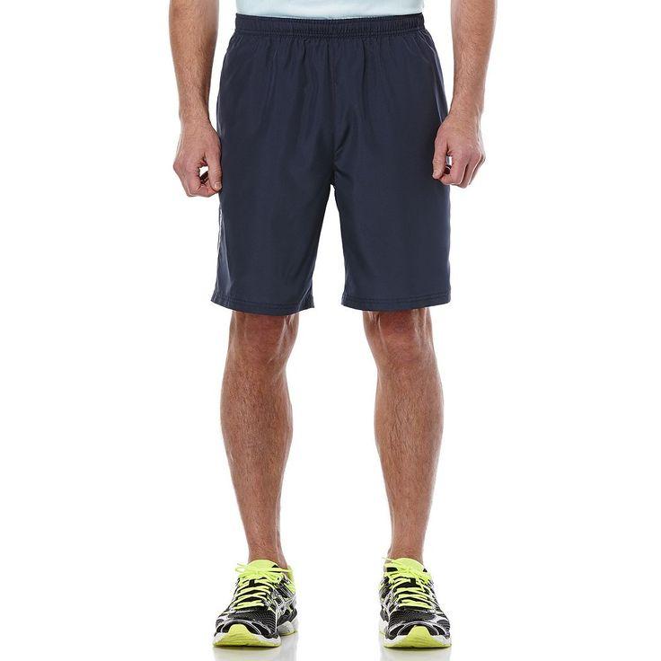 Men's Grand Slam Athletic Performance Shorts, Size: Medium, Blue Other