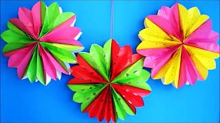 Party Decorations 3D Paper Flowers