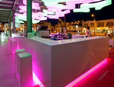 """The new proposal of Taste Avenue of Ayia Napa"""" which complements the culinary choices of Napa Plaza."""