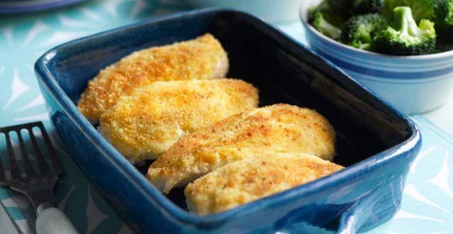 Chicken scrumptious recipe - Hellmann's