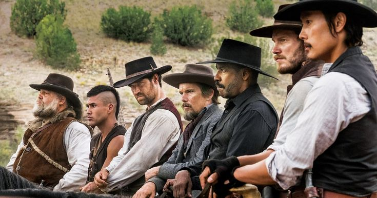 'The Magnificent Seven' Review: A Classic, Newly Diversified Western Rides Again: If the sight of Denzel Washington, guns blazing and saddled up for his first western, doesn't get your pulse racing, read elsewhere. Ignore the hot air blowing in from the Toronto Film Festival, where The Magnificent Seven premiered, that suggests Antoine Fuqua's remake starring Washington, Chris Pratt, Ethan Hawke and an ethnically diverse cast, isn't up to snuff. This article originally appeared on…