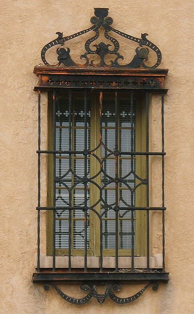 36 Best Wrought Iron Window Images On Pinterest Wrought