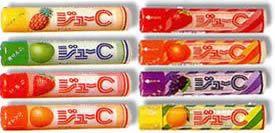 カバヤのお菓子ジューC