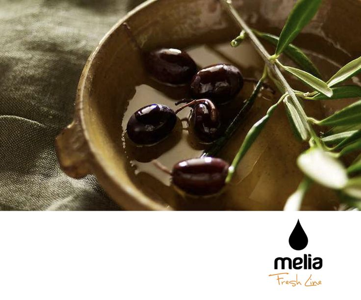 Melia Freshline Kalamata Olives  >  This unique type of olive derives it's name from the region of Kalamata where it currently grows. These olives are processed by natural fermentation and packed in brine and red vinegar to preserve the crispness. > Plastic barrels (12kgr.) for all four varieties of Kalamata Olives, Large, Extra Large, Jumbo and Colossal. > http://www.meliafresh.com