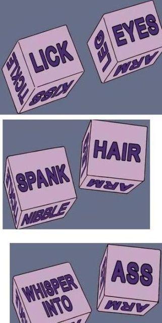 Sexy dice fail?  Haha, too funny not to share