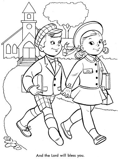It is a picture of Dynamite Love Thy Neighbor Coloring Pages