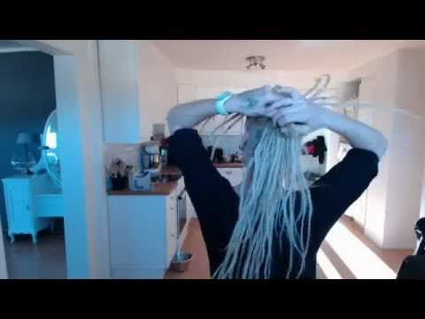 5 hairstyles for dreadlocks...probably one of the best videos for hairstyles I've seen yet!