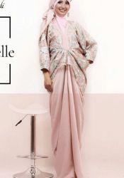 Khalisa Dress Gamis Pesta Mewah Gamis Pesta Mewah yang didesainkhususuntukAnda yang ingintampilelegannan syaridalam kemewahan brocade