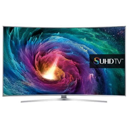 Samsung UE65JS9500T  — 332755 руб. —  Samsung UE65JS8500 - это яркий представитель инновационных изогнутых телевизоров с четким и насыщенным изображением. Телевизоры этой серии получили в качестве подсветки излучатели на базе технологии <i><strong>квантовых точек</strong></i>, что дает максимальную чистоту цветопередачи.<i><strong>Изогнутый экран</strong></i> в паре с возможностью просмотра <i><strong>3D-изображения</strong></i> гарантирует эффект полного погружения в происходящее на экране…