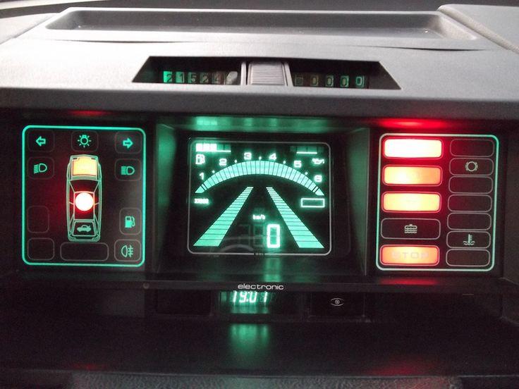 Citroen BX Dashboard - Speedometer from Erdem Deniz in Turkey • citroen societe sa