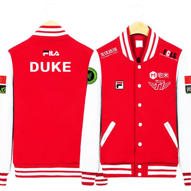 Check current price Animation Game LOL Faker SKT1 S6 Team Uniform WAR Finals lol player fleece baseball jacket in stock free shipping NEW just only $37.68 with free shipping worldwide  #jacketscoatsformen Plese click on picture to see our special price for you