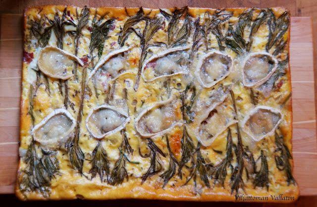 Viljattoman Vallaton: Maitohorsmaa ja vapaiden kanojen munia