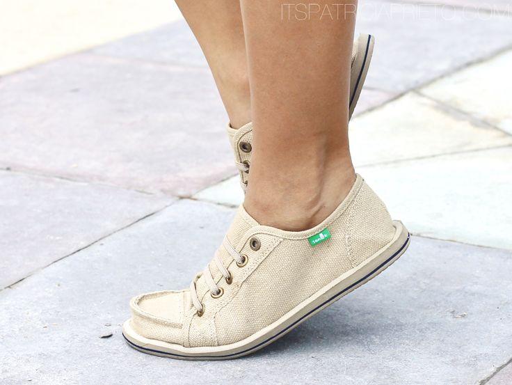 Shoes: Sanuk @ Janelle Nichols