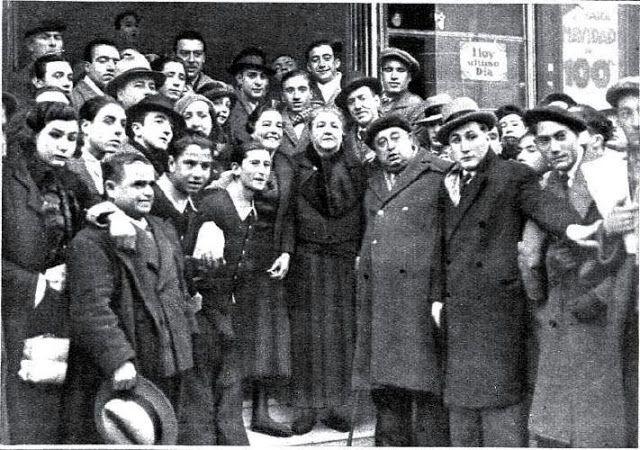 LOTERIA NACIONAL DOÑA MANOLITA 1933