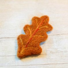 Easy Needle Felting Project Tutorial ... Great for beginners!!