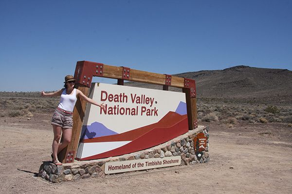 Death Valley Destination guide...