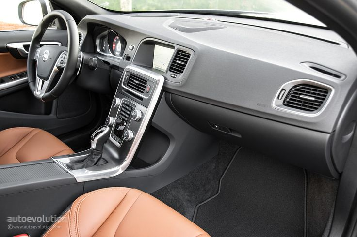 2015 Volvo S60 Drive-E Review http://www.autoevolution.com/reviews/volvo-s60-drive-e-review-2014.html