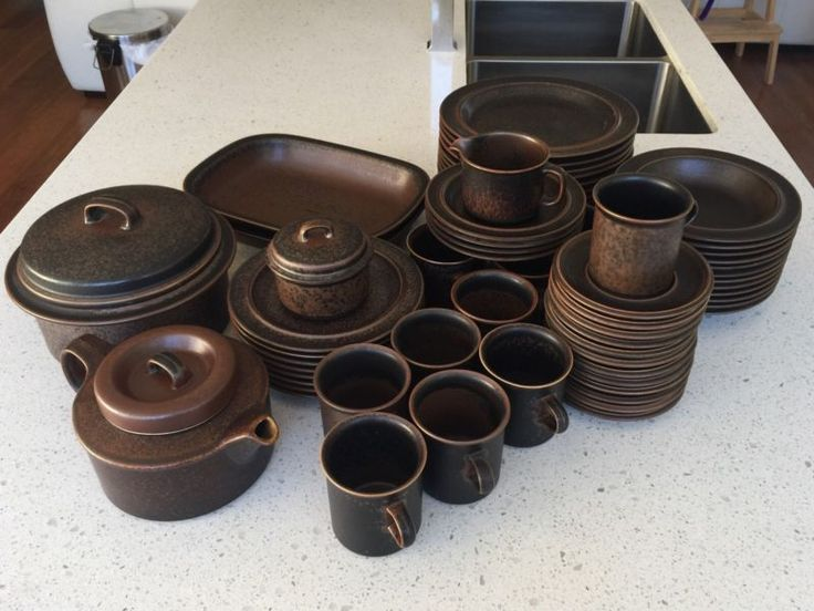 Arabia Finland RUSKA Dinner Set | Dinnerware | Gumtree Australia Sutherland Area - Miranda | 1086389992