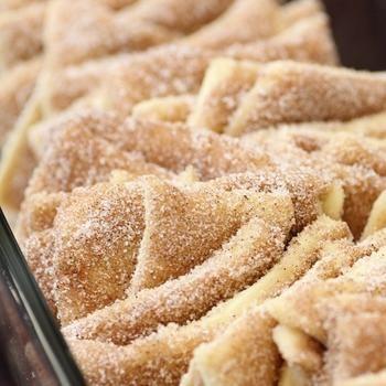Elephant Ear Pull-Apart Bread recipe