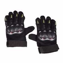 US $12.81 1Pair Full Finger Sport Shockproof Longboard Long Board Downhill Skateboard Glove Skate Slide Protective Foam Palm Gloves. Aliexpress product