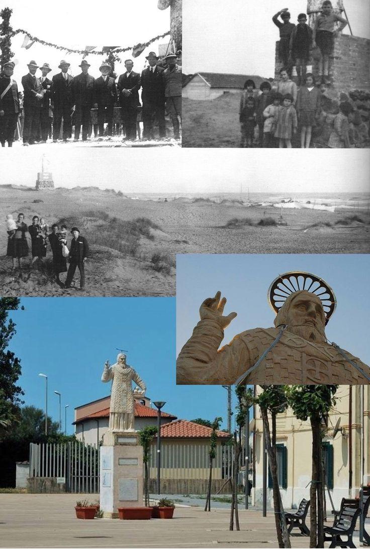 La statua di San Nicola