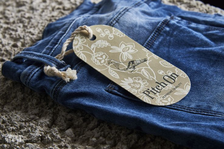 Hong-tag made in Italy by Panama Trimmings #denim #details #vintage #labeling