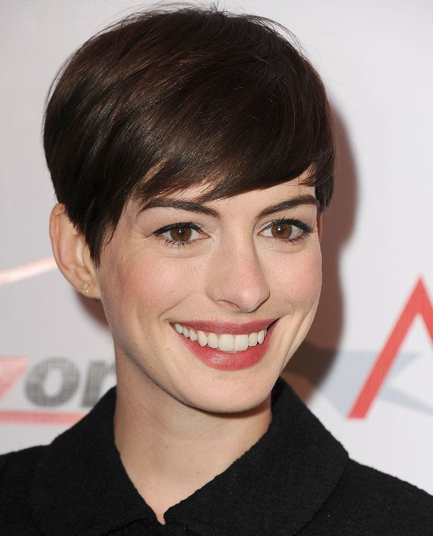 how to make long hair look like a pixie cut