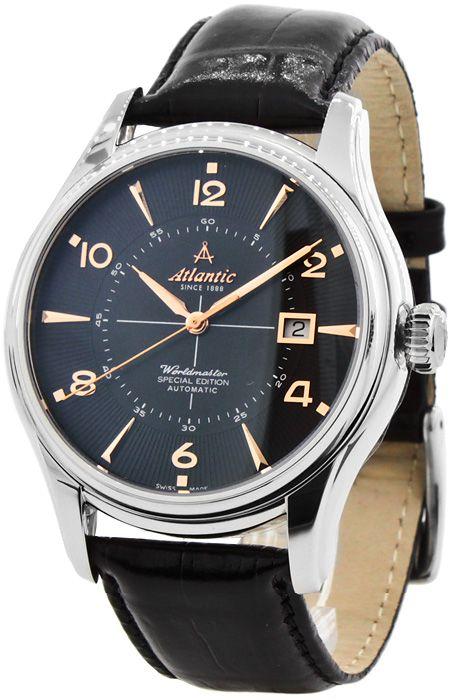 Zegarek męski Atlantic Worldmaster 52752.41.65R - sklep internetowy www.zegarek.net