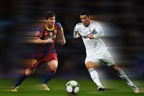 FC Barcelona vs Real Madrid - El Clasicos for 2013 - Get up early to watch these