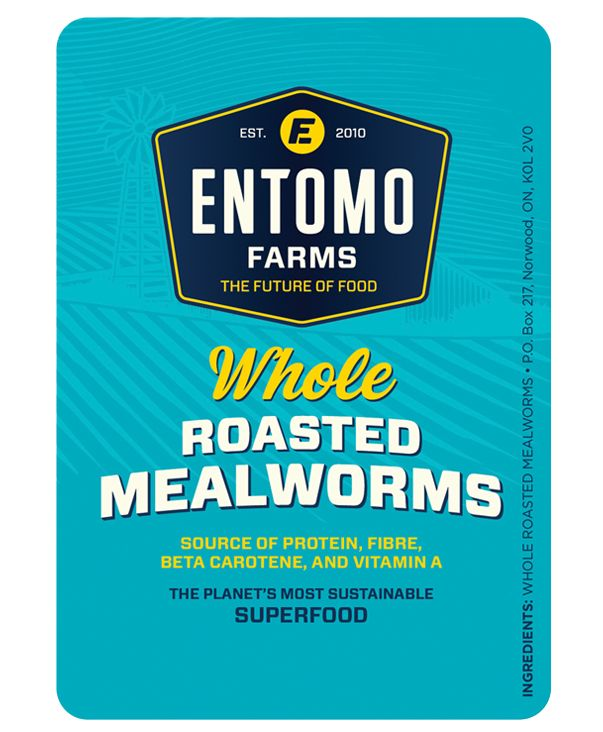 entomophagy food industry Leaders of the revolution  growing global entomophagy industry might never have taken  of entomophagy, they now farm food-grade mealworms for human.