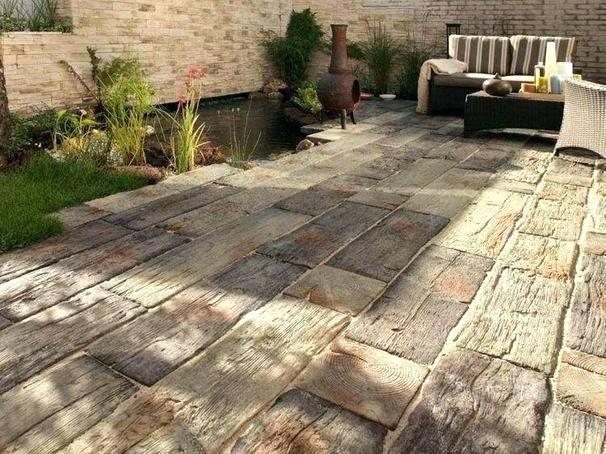 pierre terrasse exterieur pierre terrasse exterieur jardin exterieur ...