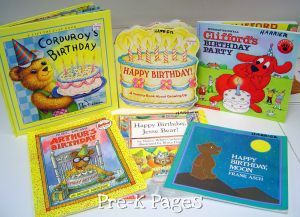 Ideas For Birthdays, Including A Box Of Birthday Books. On Students  Birthdays They Can