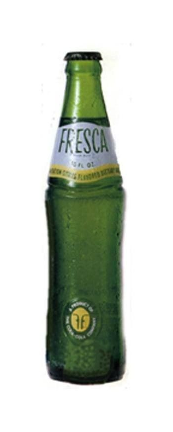 1960s - FRESCA - (meaning 'fresh'  from Spanish),  first introduced in the United States in 1966