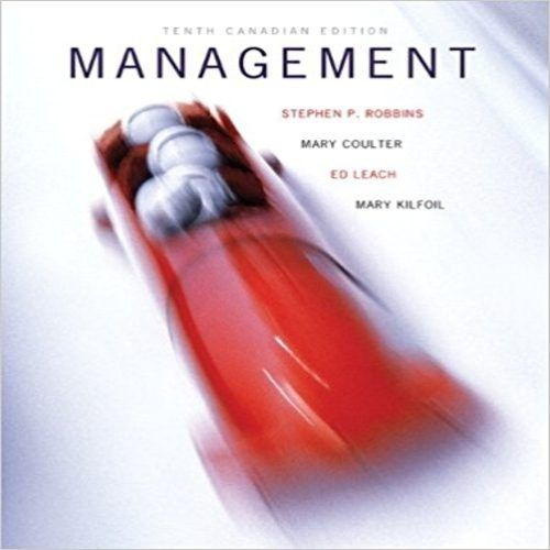 robbins and coulter 2009 management 10th edition Download and read free online management (10th edition) stephen p robbins, mary coulter management (10th edition) can be one of your beginner books that are good idea we all recommend that straight away because this publication has good vocabulary which could increase your knowledge.