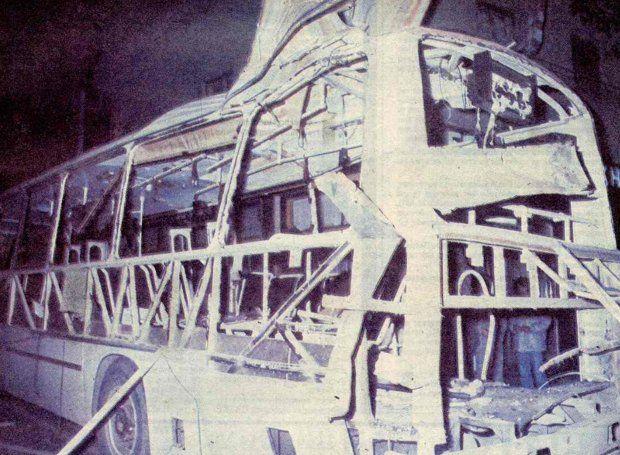 Έκρηξη βόμβας σε αστικό λεωφορείο