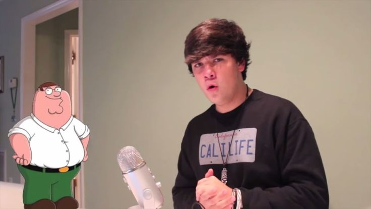 Jake Foushee has one amazing talent. Check his voice impressions of many famous actors!