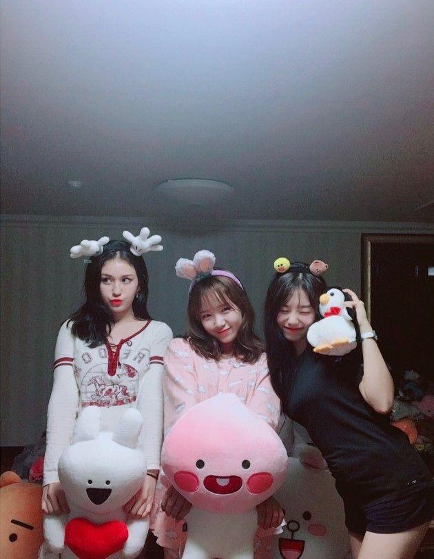 Somi-Yoojung-Sohye