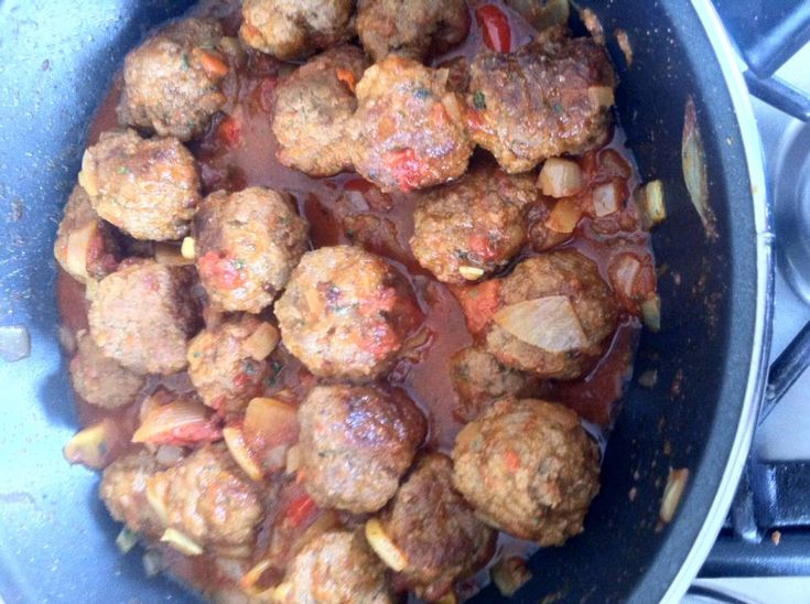 Kofta Curry recept | Smulweb.nl