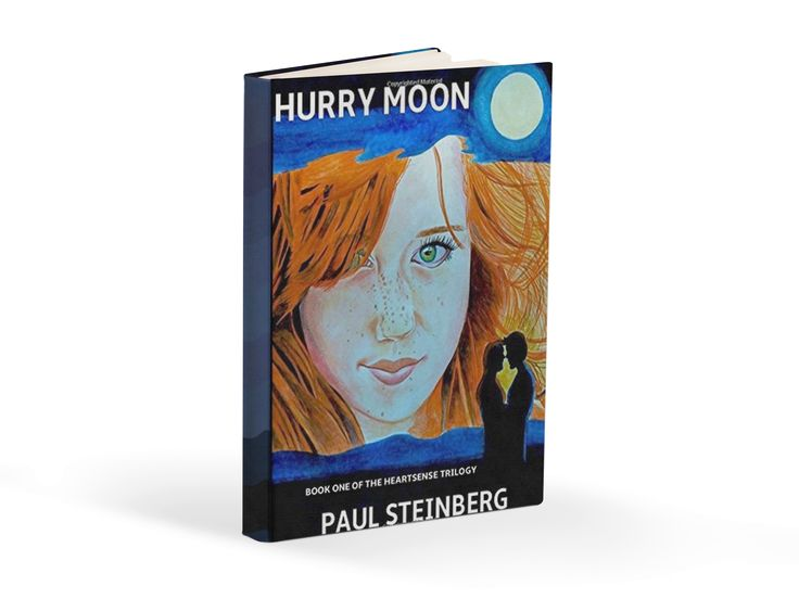 """""""This review is from: Hurry Moon (Heartsense Trilogy Book 1) - Within this novel we hear the father's voice, Sie..."""""""