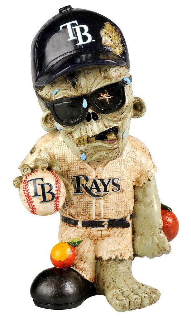 Tampa Bay Rays Zombie Figurine - Thematic