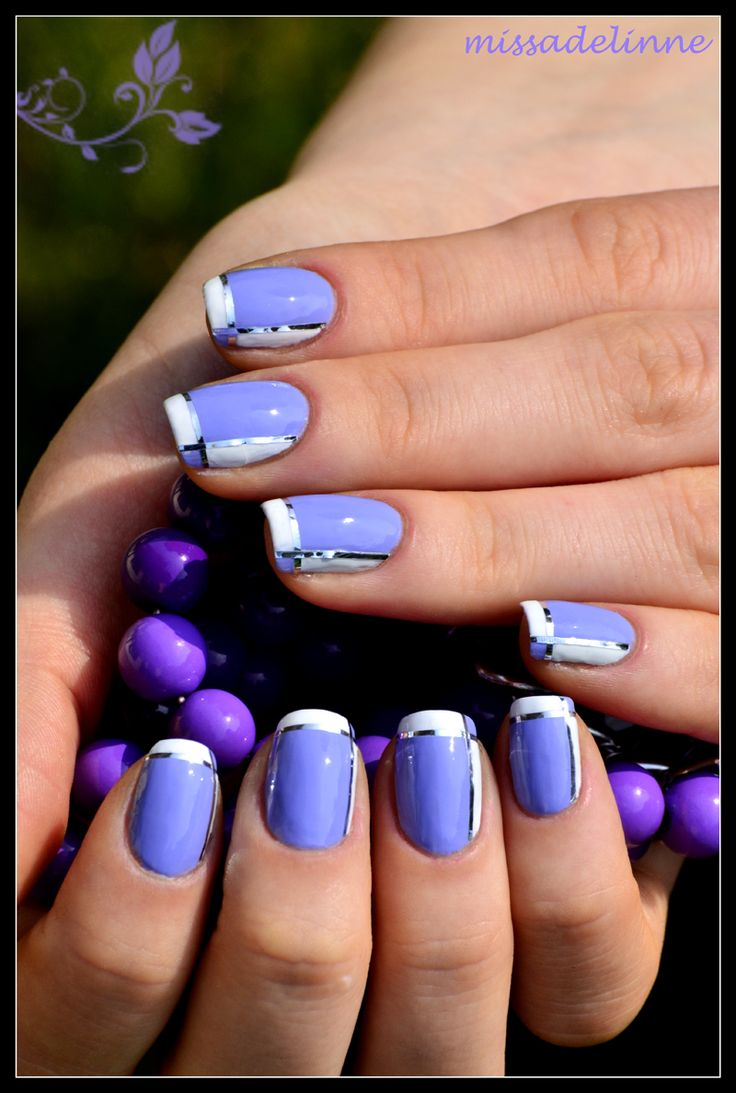 92 best Manis 2 try - Color block /geometric images on Pinterest ...