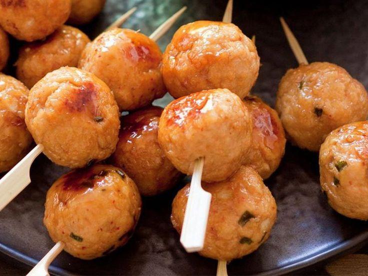 Boulettes de poulet au chorizo au Thermomix - Cookomix