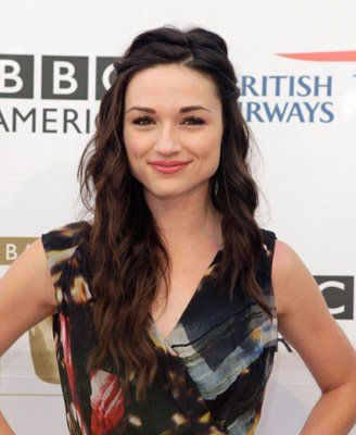 Crystal Reed (Bess from Crush.)