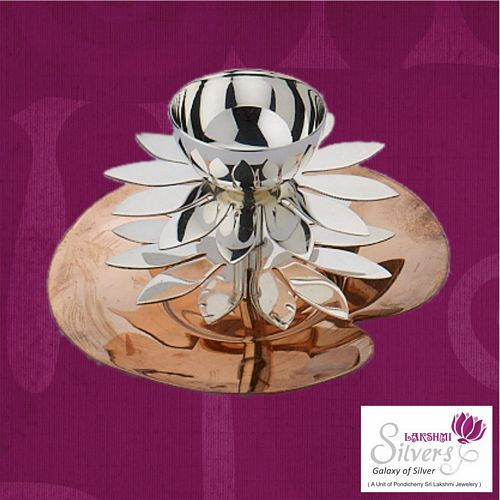 Pooja Items | Lakshmi Silvers//its on my wishlist....