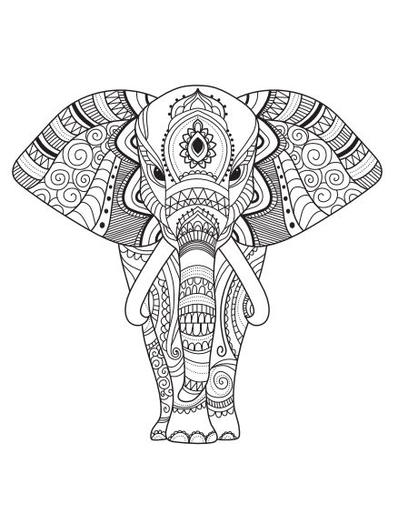 FREE Adult Coloring Pages: 35 Gorgeous