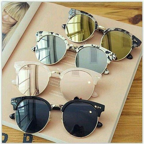 Imagen de fashion, sunglasses, and summer